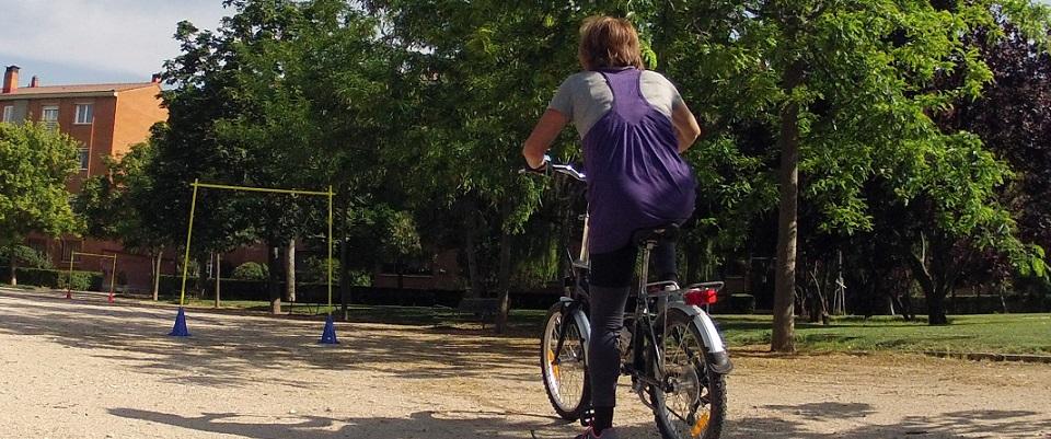 cursos para aprender a montar en bicileta