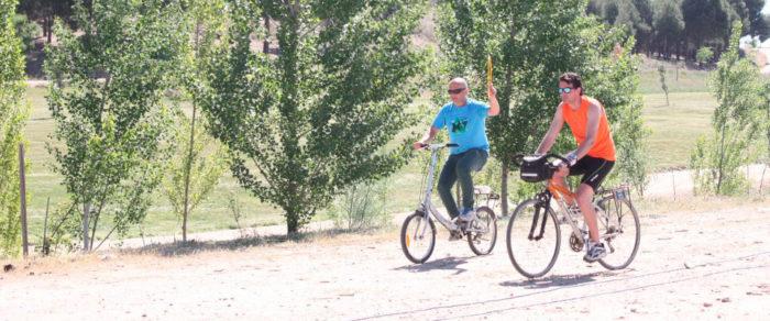 cursos para afianzar en bicileta