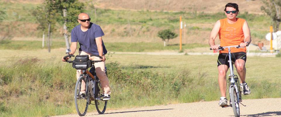 cursos para aprender a afianzar manejo de la bicileta
