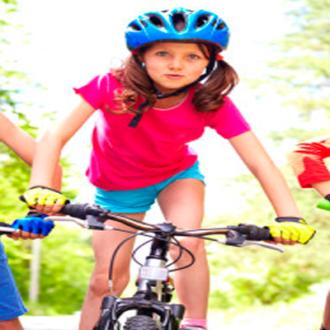 curso para aprender a montar en bici niños