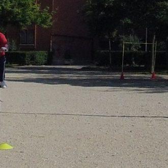 Afianzamiento en bicicleta