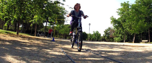 Curso afianzamiento en bicicleta