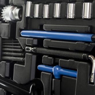 maletín 43 herramientas
