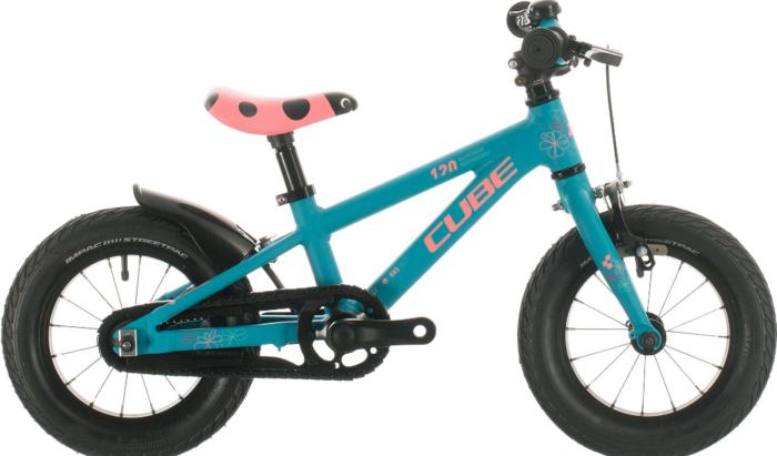 bicicleta infantil cube 12