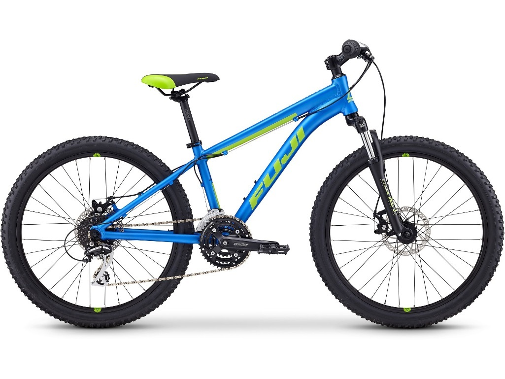 """bicicleta niño Fuji 24"""""""