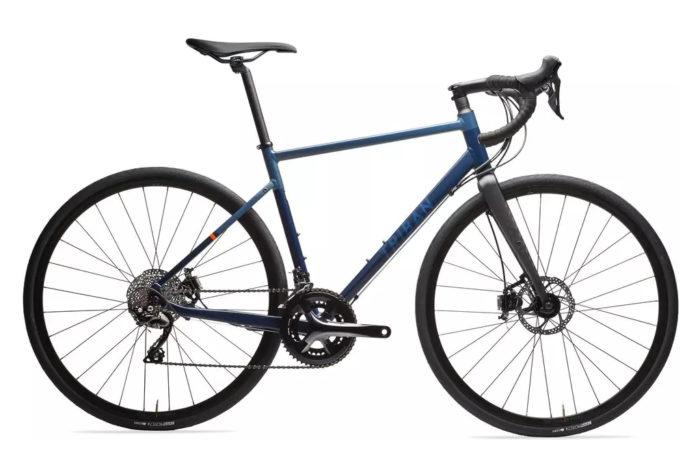 Bicicleta Gravel Triban