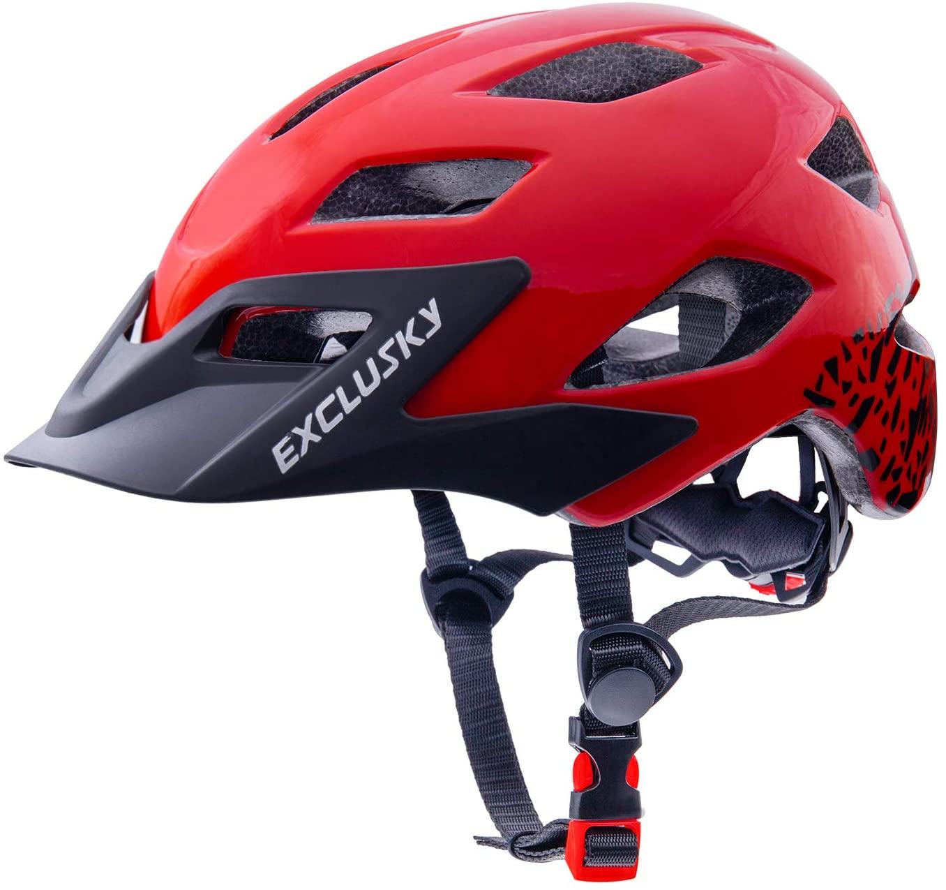 casco bicicleta exclusky