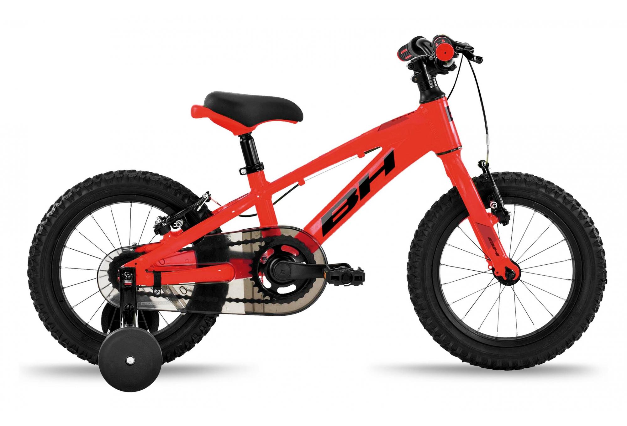 """Bicicleta niños Bh Expert 14"""""""