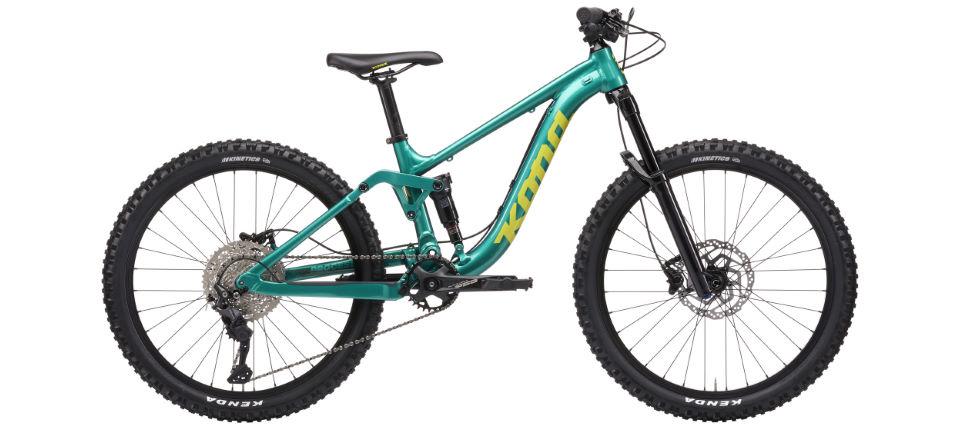 "bicicleta niños Kona Process 24"""